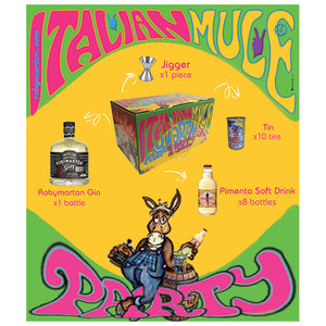 The ''italian mule'' party kit