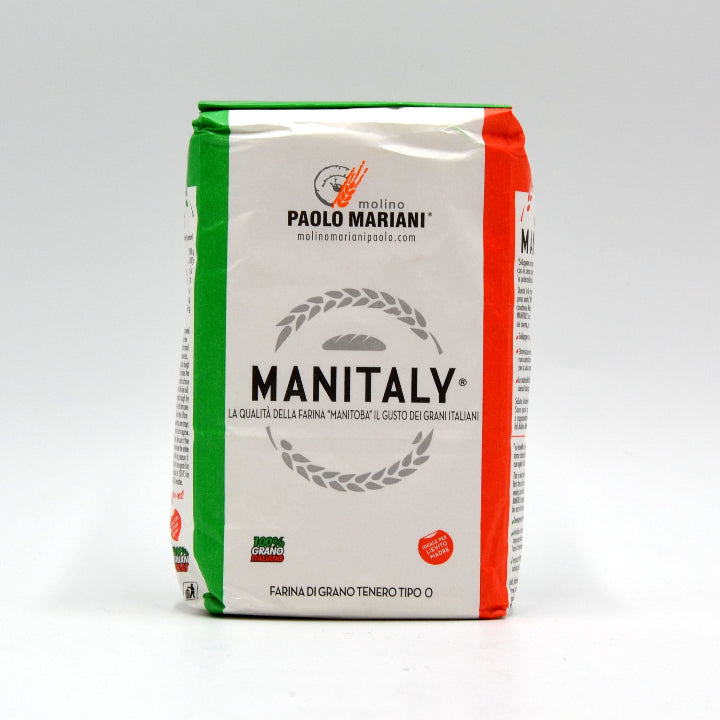 MANITALY (Wheat Flour Type'0') 1Kg