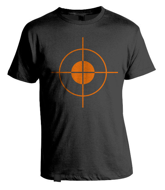 Crosshair T-Shirt Black