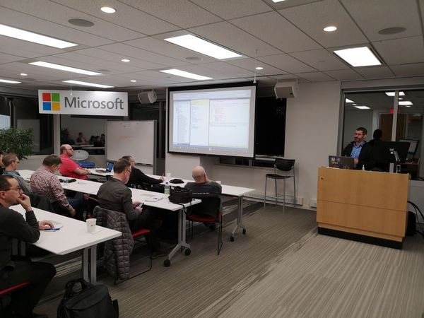 AppDB.Studio Launch @ Microsoft Montreal SQL Server Users Group