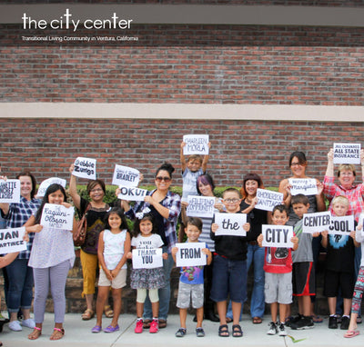 September, Ministry Spotlight - The City Center