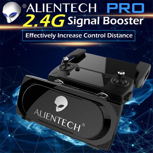 ALIENTECH PRO 2.4G Amplifier Signal Booster with Antenna Range Extender