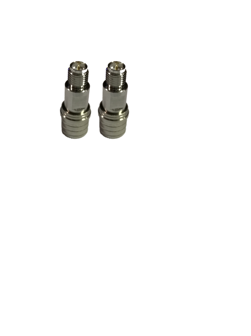 QMA Male to RPSMA Adapter (Set of 2) - Covert Drones