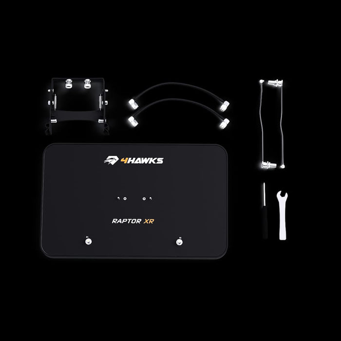 4Hawks XR (XtremeRange) antenna for Inspire 2