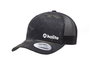 Trucker cap - Multicam Black