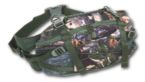 One Pocket Bum Bag Buffalo Camo