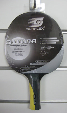 Sunflex Shogan - A Table Tennis Bat