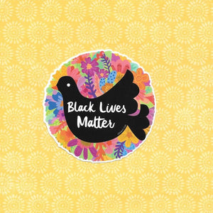 FUNDRAISER: Black Lives Matter Vinyl Sticker