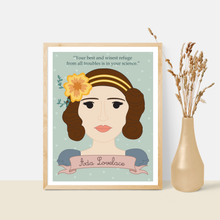 Load image into Gallery viewer, Sheroes Collection: Ada Lovelace 8x10 Art Print