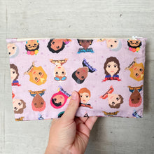 Load image into Gallery viewer, Famous Women in History Sheroes Zipper Pouch