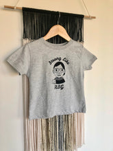 Load image into Gallery viewer, Strong Like RBG Ruth Bader Ginsburg Toddler Unisex Tee