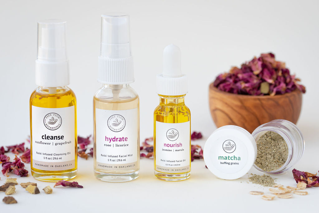 Nourish Facial Oil