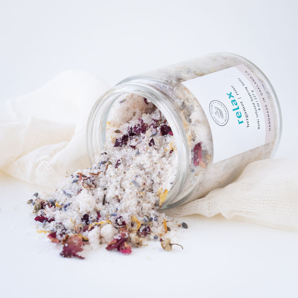 Relax Soaking Salts