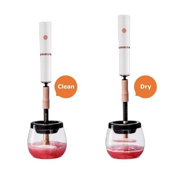Electric Makeup Brush Cleaner Machine