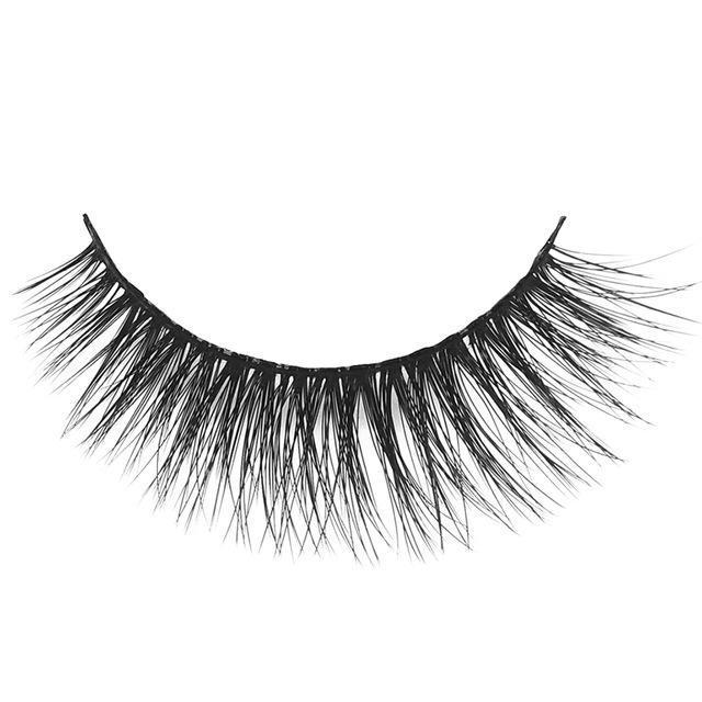 Natural Long 3D Mink Lashes Handmade False Eyelashes