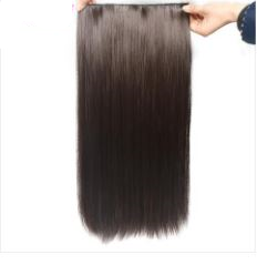"Natural Silky straight Hair 24""inches"