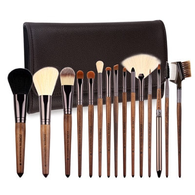 15pcs Professional Cosmetics Brush
