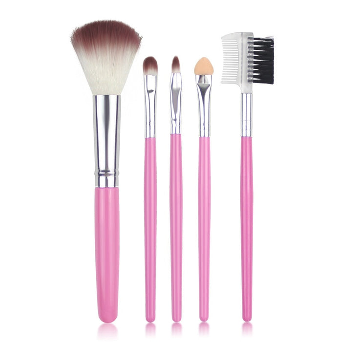 5Pcs/set Cosmetic Makeup Set