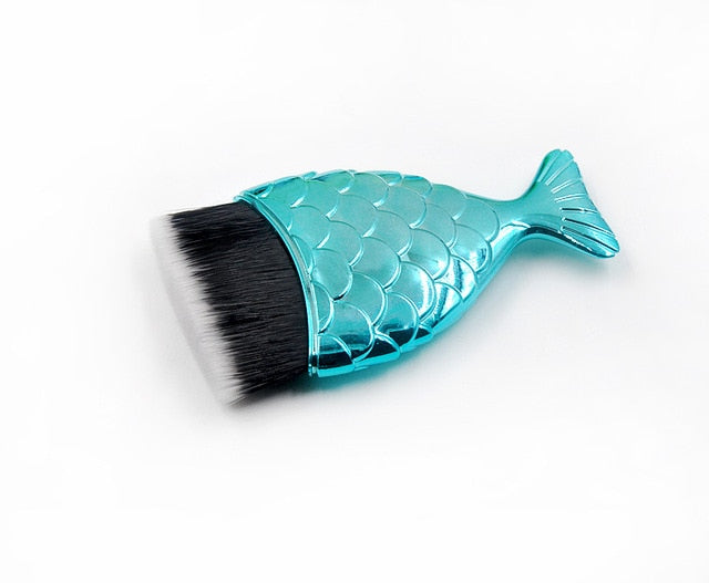 Mini Mermaid Brush