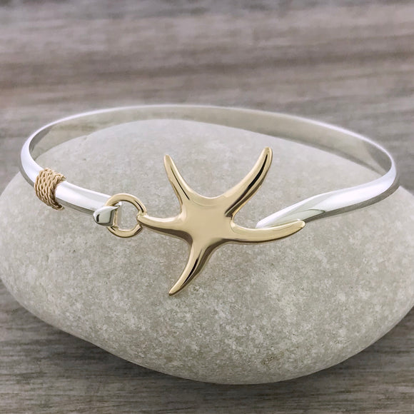 Dancing Starfish Hook Bracelet