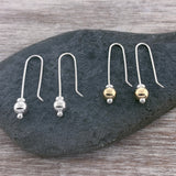 Cape Cod Fish Hook Earrings