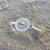 Compass Rose Hook Bracelet