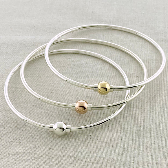 Cape Cod Single Ball Bracelet