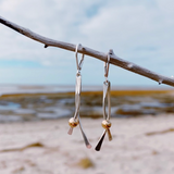 Cape Cod Seagrass Earrings