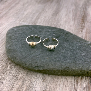 Cape Cod Toe Ring