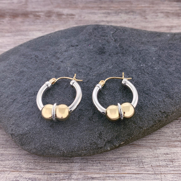 Cape Cod Double Ball Hoops