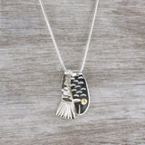 Cape Cod Fish Necklace