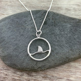 Cape Cod Shark Necklace