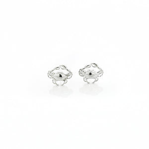 Petite Crab Stud Earrings