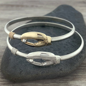 Lobster Claw Hook Bracelet