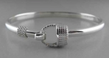 Open Nantucket Basket Bracelet