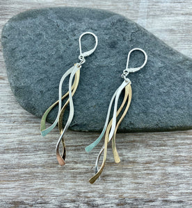 Wave Dance Earrings