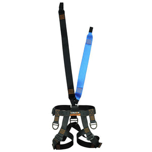 PEGASUS LITE TWIN LEG LANYARD  HALF BODY HARNESS