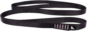Fusion Climb Quickdraw Runner 5000 lbs Rated Stitched Loop Nylon Webbing 100cm x 1.7cm Black