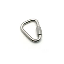 "Load image into Gallery viewer, FUSE DELTA QUICK LINKS - 3/16"" - STAINLESS"