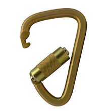 Load image into Gallery viewer, AZTEC  XL STEEL CARABINER