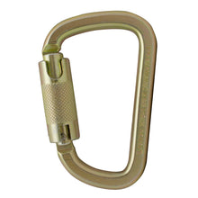 Load image into Gallery viewer, TACOMA-HIGH STRENGTH AUTO LOCK STEEL CARABINER