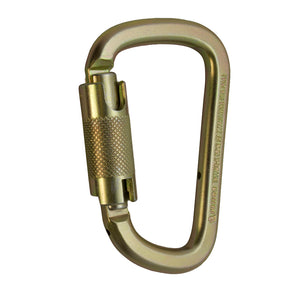 TACOMA-HIGH STRENGTH AUTO LOCK STEEL CARABINER