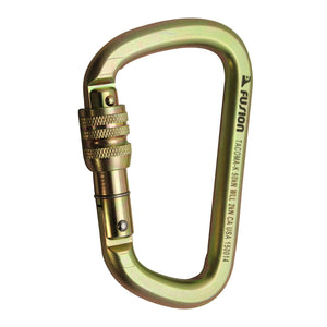 TACOMA-SCREW GATE STEEL CARABINER