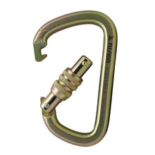 Load image into Gallery viewer, TACOMA-SCREW GATE STEEL CARABINER