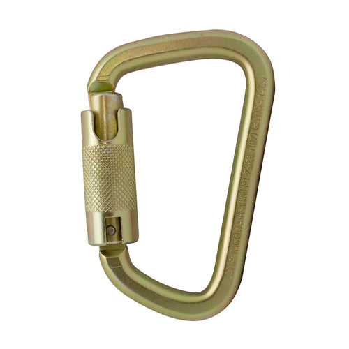 TACOMA-HIGH STRENGTH TRIPLE LOCK STEEL CARABINER
