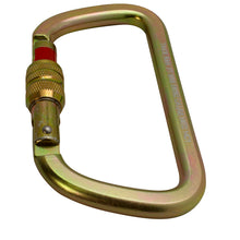 Load image into Gallery viewer, TAHOE-SCREW LOCK XL STEEL CARABINER