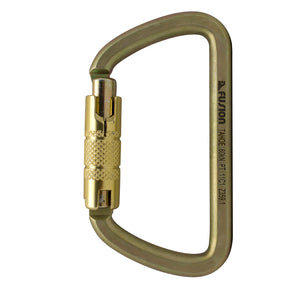 TAHOE-TRIPLE LOCK XL STEEL CARABINER