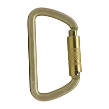 Load image into Gallery viewer, TAHOE-TRIPLE LOCK XL STEEL CARABINER