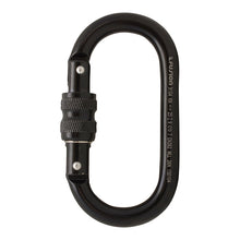 Load image into Gallery viewer, OVATTI-STEEL SCREW GATE CARABINER