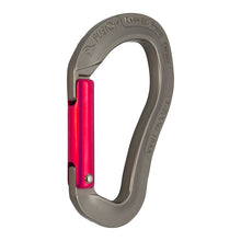 Load image into Gallery viewer, TECHNO ZOOM/WAVE  STRAIGHT GATE KEYLOCK CARABINER